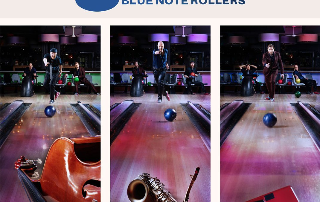 The Blue Note Rollers